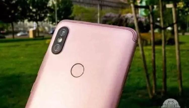Xiaomi Redmi S2 revelado antes do seu anúncio oficial 4