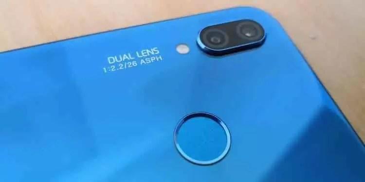 "Analise Huawei P20 Lite um ""Lite"" de peso 27"