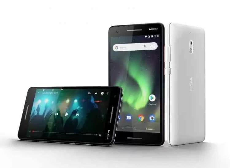Nokia 2.1, Nokia 3.1 e Nokia 5.1 apresentados, aqui está tudo o que precisam saber 3
