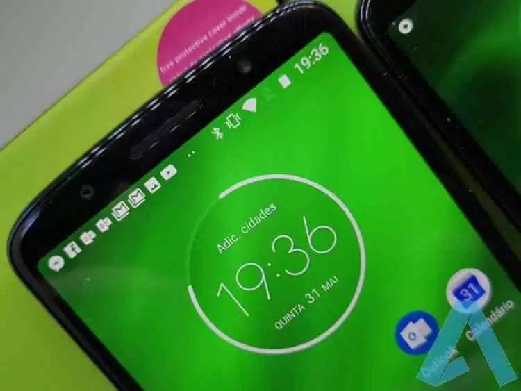 Análise Moto G6 e Moto G6 Plus | Hello (again) Moto! 6