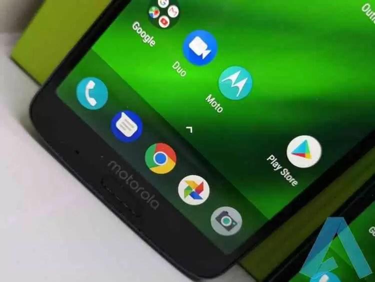 Moto G6 receberá a atualização Android Pie. Mas quando? 2