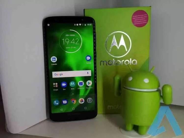 Análise Moto G6 e Moto G6 Plus | Hello (again) Moto! 14