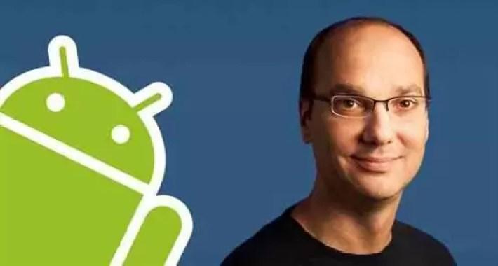 Criador do Android cancela o próximo telefone e coloca a empresa à venda 1