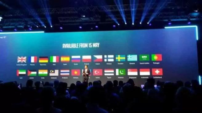 Honor 10 Oficialmente apresentado na Europa - O irmão do Huawei P20 5