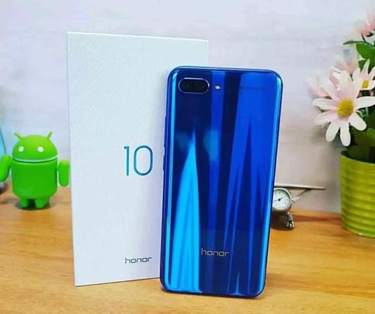 Huawei Honor 10 Esgotou em poucas horas na Europa 1