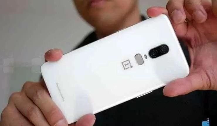 Imagens reais revelam o OnePlus 6 antes do seu anuncio oficial 1