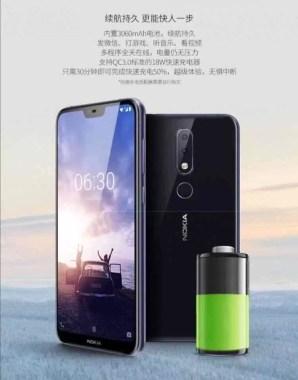 Nokia X6 Reveladas as suas especificações através de material promocional 3