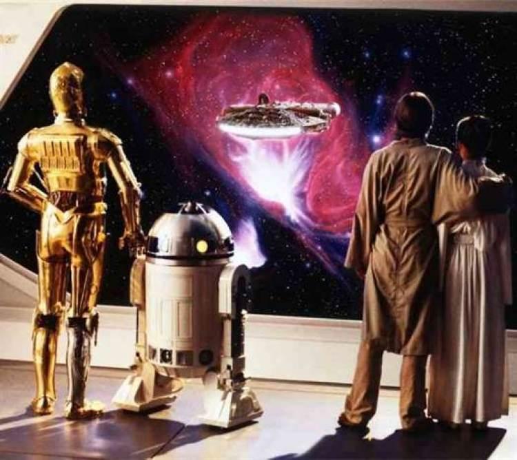 O Dia da Guerra das Estrelas é quando quiserem com estes Wallpapers DROID2 R2-D2 4