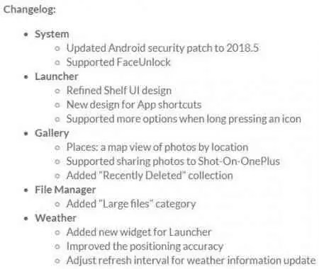 OnePlus 3 e 3T ganham actualização OxygenOS 5.0.3 com Face Unlock 1