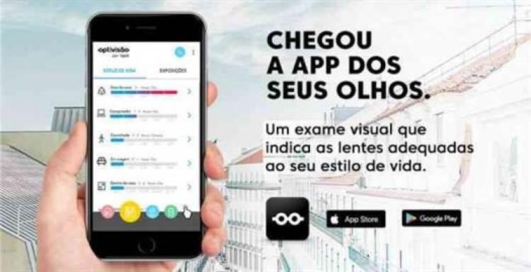 Optivisão por OjOli a nova aplicação concebida para analisar a saúde visual 1