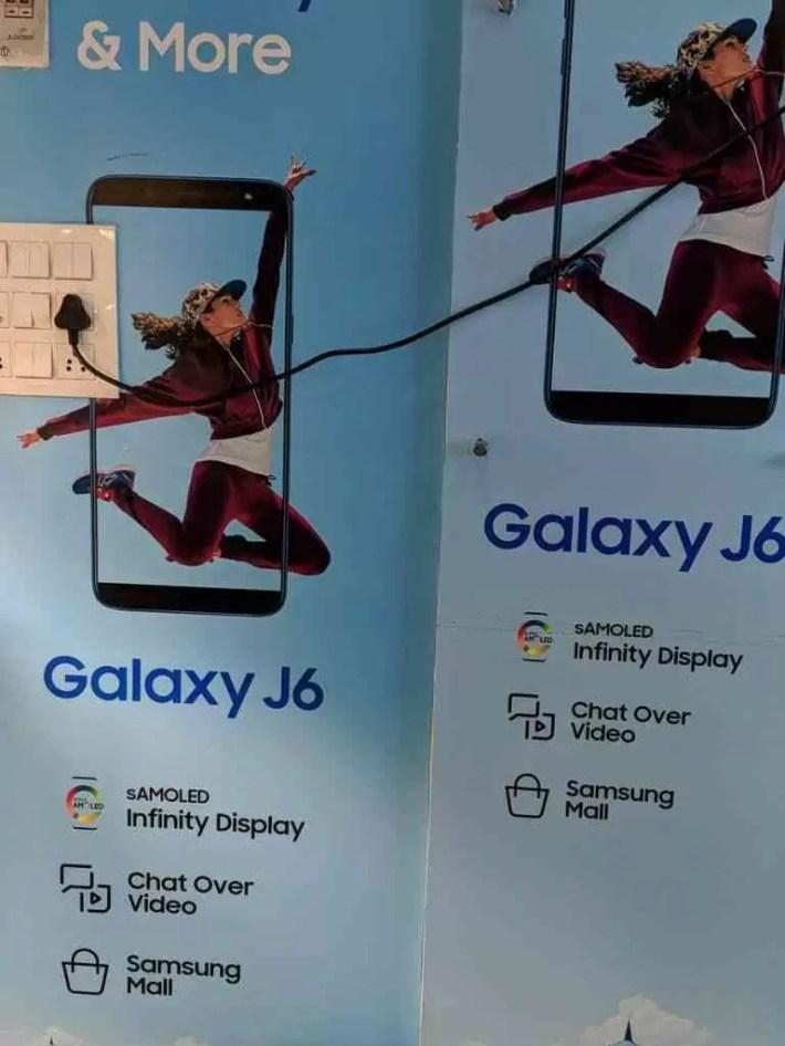 Samsung Galaxy J6 (2018) deverá ser lançado já no dia 25 1