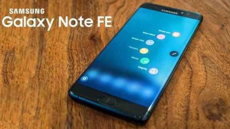 Tudo o que precisas saber sobre o Samsung Galaxy Note FE 1