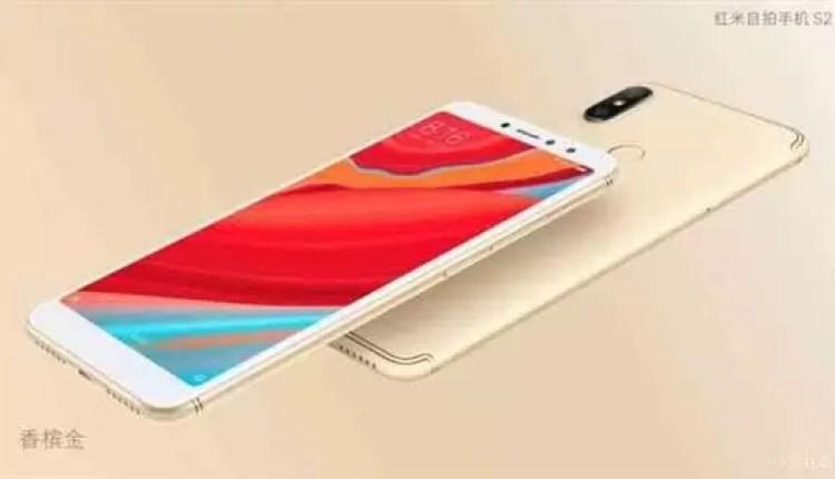 Xiaomi Redmi S2 é agora oficial como o telefone para selfies 2