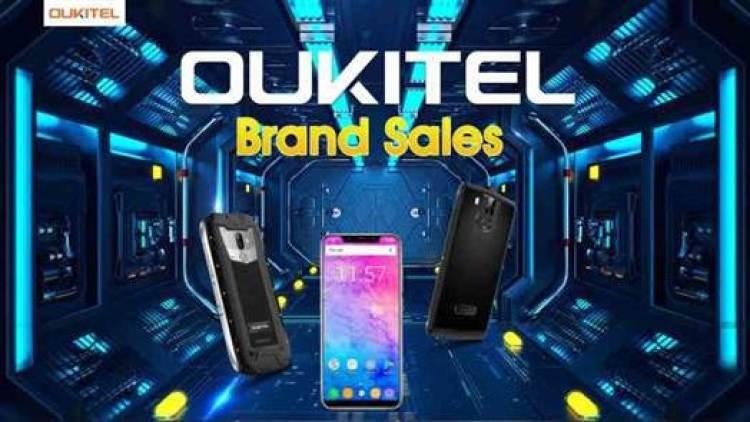 Oukitel tem 10 smartphones em mega venda na Gearbest 1