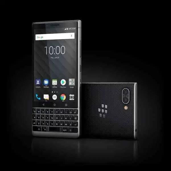 BlackBerry lança o KEY2, o seu novo smartphone 2