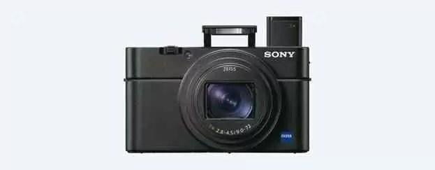 Sony anuncia a nova câmara compacta Cyber-shot RX100 VI 1