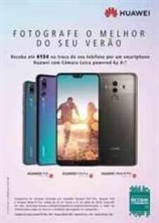 Campanha Huawei oferece até 415€ na troca do seu telefone por um smartphone da marca com câmara Leica powered by AIG 2
