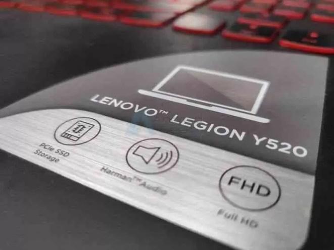 Análise Lenovo Legion Y520 image