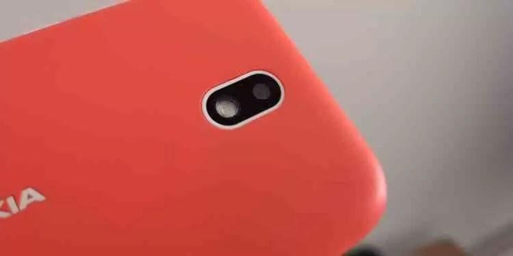 Análise Nokia 1 com Android 8.1 Go Edition 5