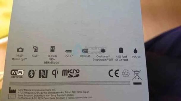 Análise Sony Xperia XZ2 12