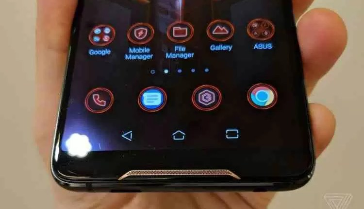 Asus ROG Phone é oficial com Snapdragon 845 e 8GB de RAM 10