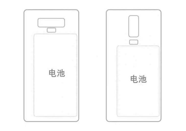 Galaxy Note 9 com bateria de 4000mAh e carregamento sem fios mais rápido 1