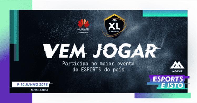 Huawei apresenta Moche XL Esports e temos convites para ti 1
