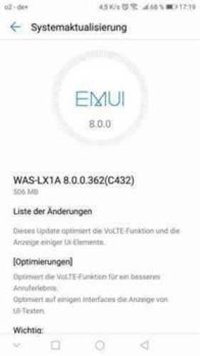 Huawei Mate 10 Lite e P10 Lite começam finalmente a receber o Android Oreo 1