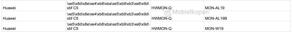 Huawei MediaPad C5, pode ser apresentado na IFA 2