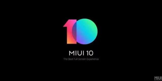 Beta publica do MIUI 10 já disponivel para 10 smartphones Xiaomi 2
