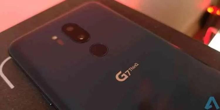 LG G7 ThinQ Hands On e primeiras impressões 4