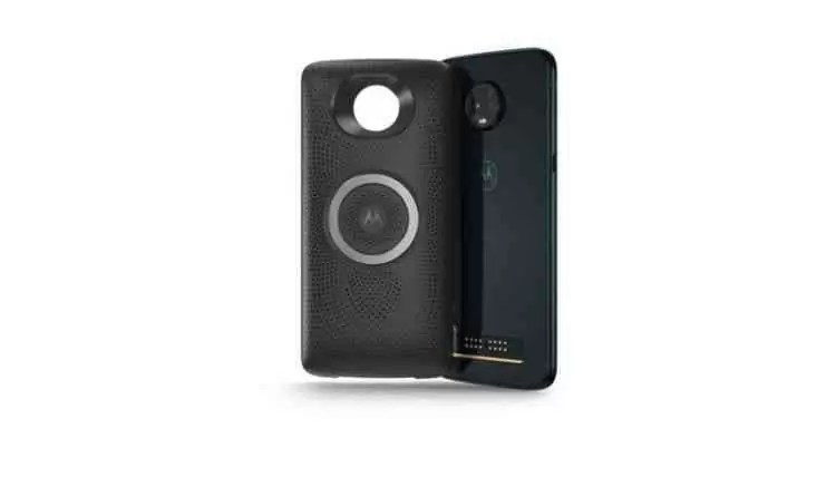 Motorola anuncia o Moto Z3 Play 2