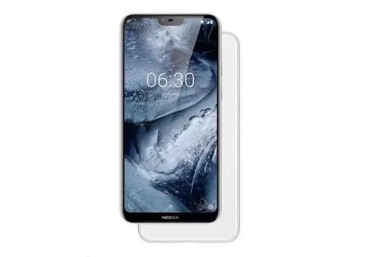 Nokia X6 Global surge em sites Bluetooth, juntamente com o Nokia 5.1 Plus 1