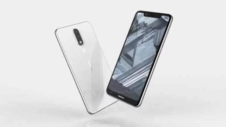 Nokia X6 Global surge em sites Bluetooth, juntamente com o Nokia 5.1 Plus 2