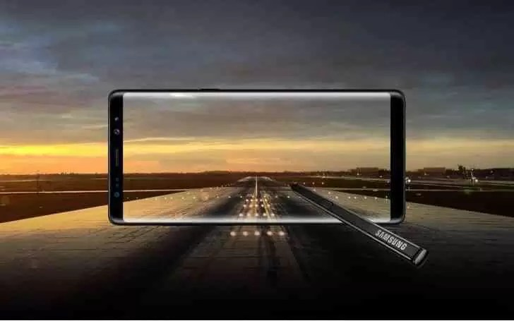 Especificações e recursos do Samsung Galaxy Note9 revelados (Tudo Aqui!) 2