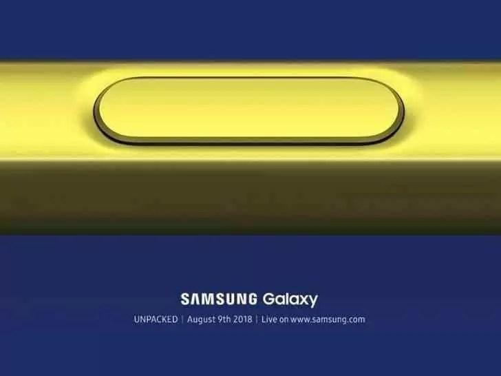 Especificações e recursos do Samsung Galaxy Note9 revelados (Tudo Aqui!) 3