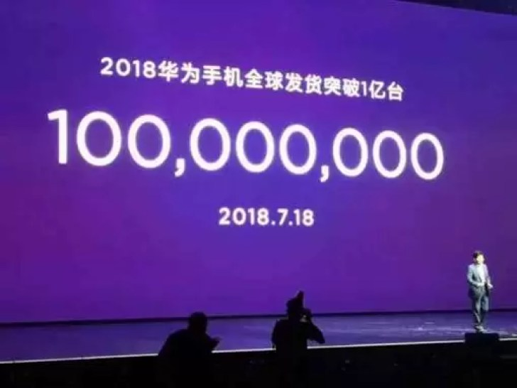 Huawei já vendeu 100 milhões de dispositivos em 2018 1