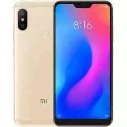 Xiaomi Mi A2 Lite (em ouro)