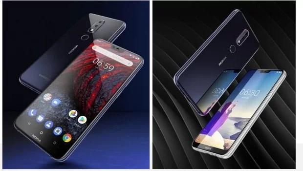 Nokia X6 Lançado Globalmente como o Nokia 6.1 Plus 2