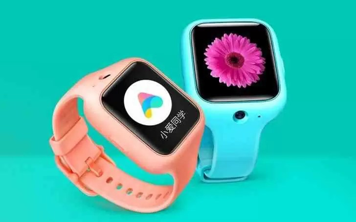 Xiaomi apresenta smartwatch 4G para crianças chamado Mi Bunny Watch 3 1