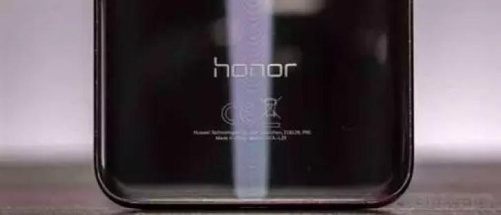 Honor Note 10 aparece detalhado no JD.com 2