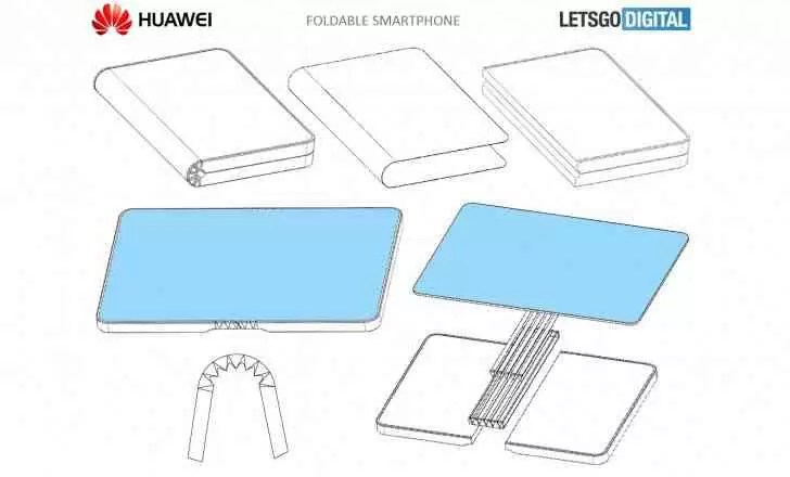 Huawei pode bater Samsung e lançar o primeiro smartphone dobrável 2