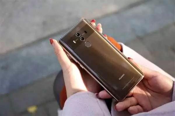 Huawei Mate 20 com Kirin 980 CPU terá scanner de impressões digitais no display 1