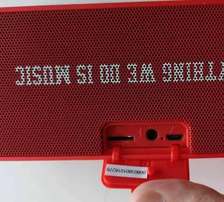 Análise Energy Sistem Music Box 5+ Yall edition 5
