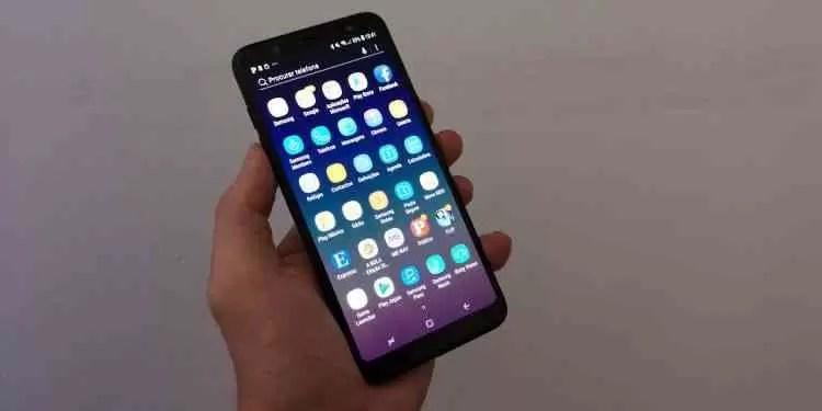 Análise Samsung Galaxy A6 + : Um bom telefone com um preço assim assim 1