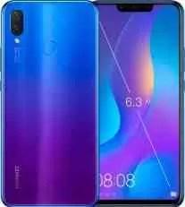 Huawei Nova 3i em Iris Purple