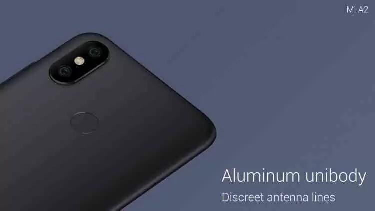 Xiaomi Mi A2 recebe atualização estável Android 9.0 Pie 4
