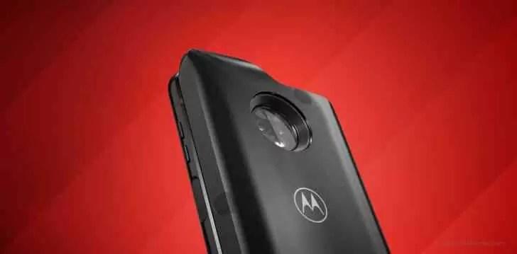 Moto Z3 estreia com scanner de impressões digitais na lateral e 5G mod 3
