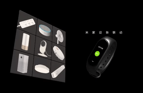 Mijia lança Hey + Smartband com display AMOLED por $ 34 4