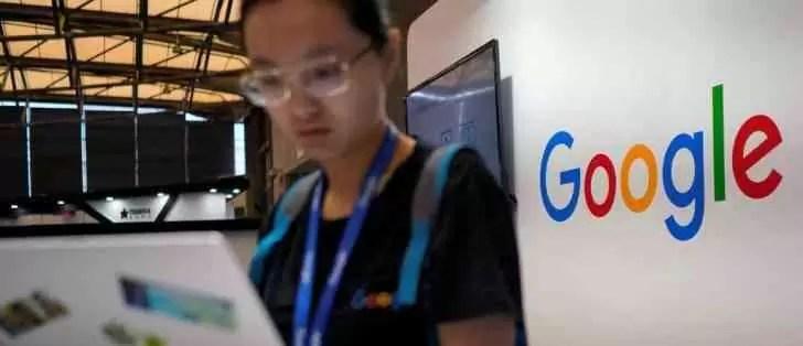Regresso do Google à China em causa após motim interno 1